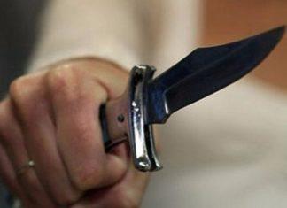 нападение с нож в гецово