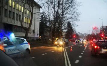 жена загина на пешеходна пътека
