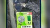 Вече и в Разград крадат винетки от автомобили